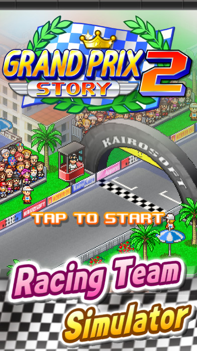 Grand Prix Story2 screenshot 5