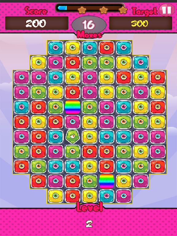 Monster Candy Match screenshot 5