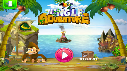 Jungle adventure screenshot 1