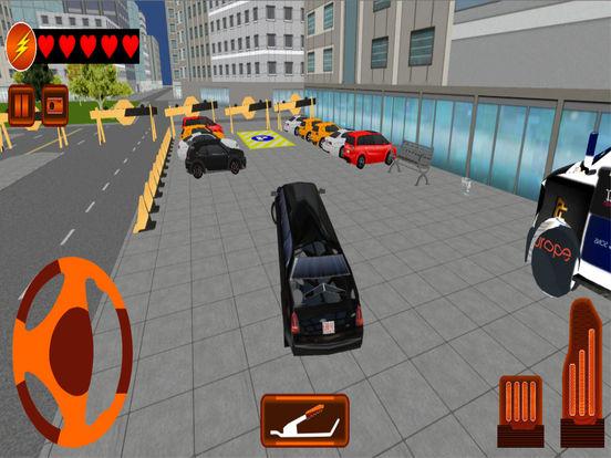City Limousine Parking Sim Pro screenshot 7