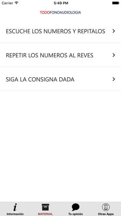 Atención y memoria 2 screenshot 3