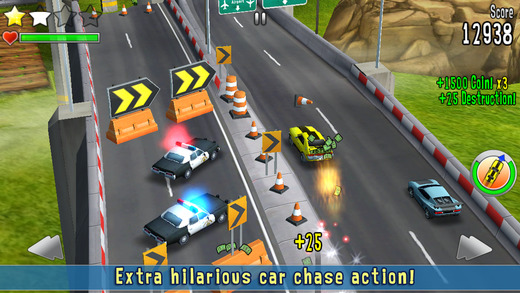 Reckless Getaway Screenshots