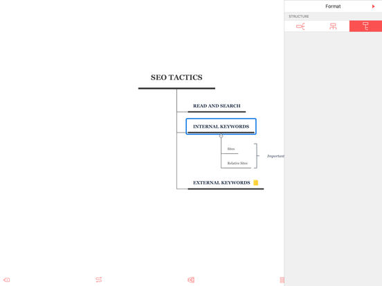 Screenshot #3 for XMind Cloud-Mindmapping and Brainstorming Thoughts