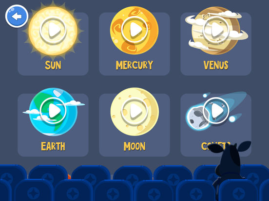 Star Walk for Kids: Learning Astronomy and Space Screenshots