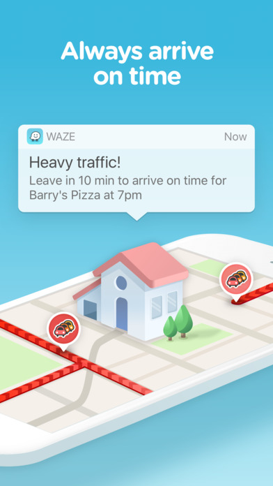 download Waze - GPS, Maps, Traffic Alerts & Live Navigation apps 4