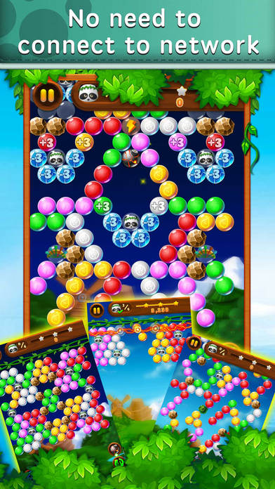 Candy Panda Shooting screenshot 3