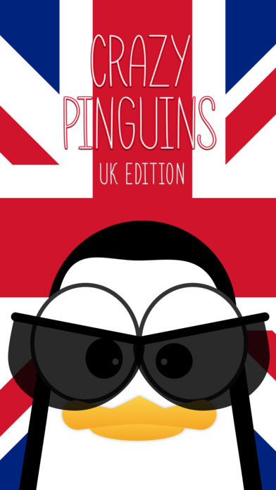 Crazy Pinguins - UK Edition screenshot 1