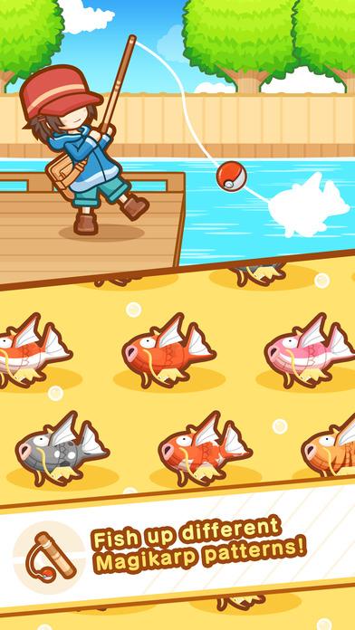 Image of Pokémon: Magikarp Jump for iPhone