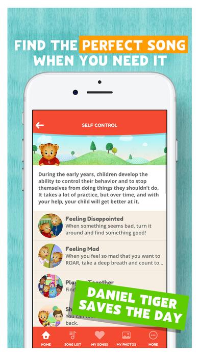 Daniel Tiger for Parents screenshot 3