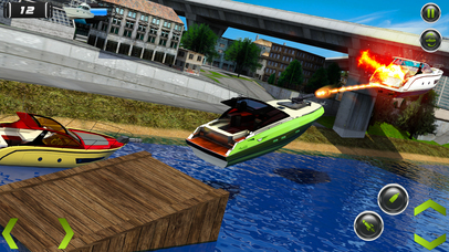 Robot Boat Transform - Pro Screenshot 2