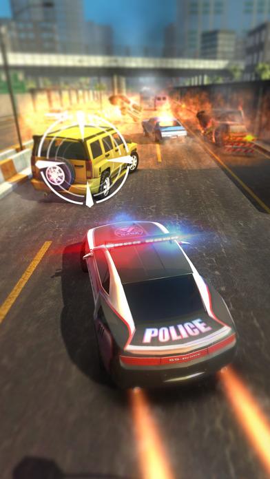 Погоня на трассе: канал Преследование Скриншоты6