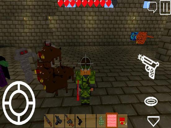 Pixel Block Gun 3D screenshot 10