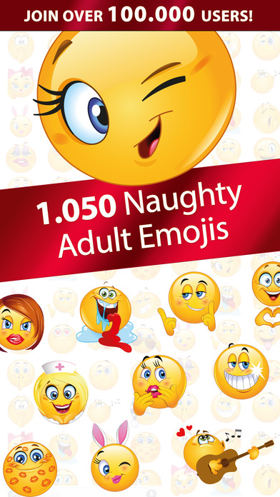 Flirty Dirty Emoji Adult Emoticons For Couples 3 0 1