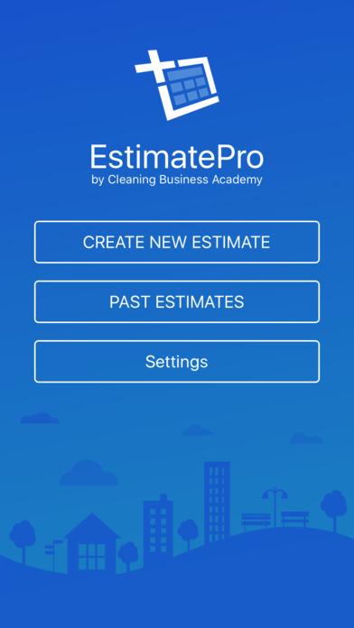 EstimatePro screenshot 3