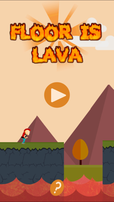 The floor is lava lava floor challenge review and for Lava parquet
