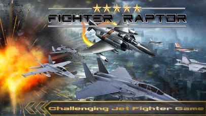 Fighter Raptor PRO screenshot 1
