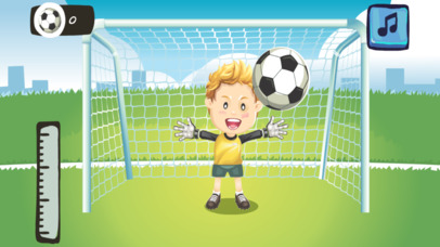 Little Kids Goal Keeper - Save The Goal screenshot 1