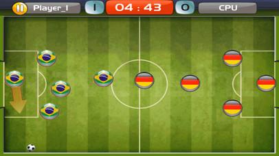 Finger Soccer Game ™ screenshot 1