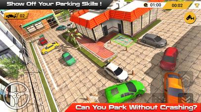 Car Parking Games Not Timed