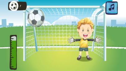 Little Kids Goal Keeper - Save The Goal screenshot 2