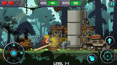 Metal Shooter screenshot 4