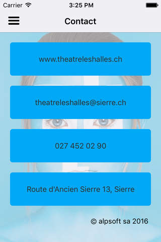 Théâtre Les Halles screenshot 4