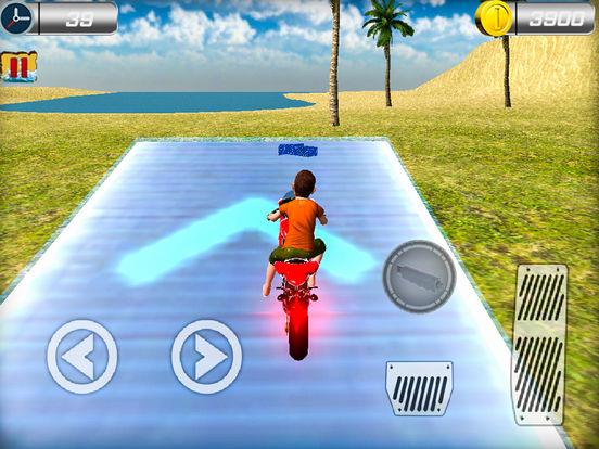 Water Surfer Bike Adventure screenshot 7