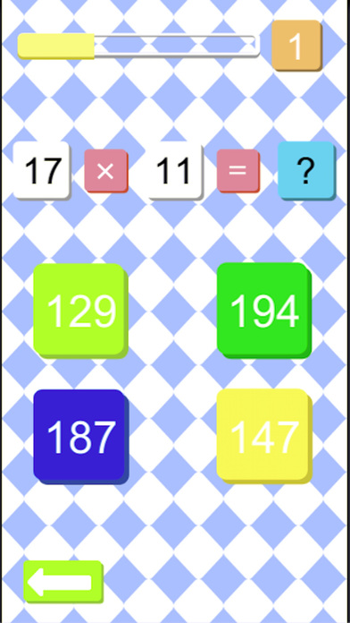 Math Challenge - Brain Math Screenshot 2