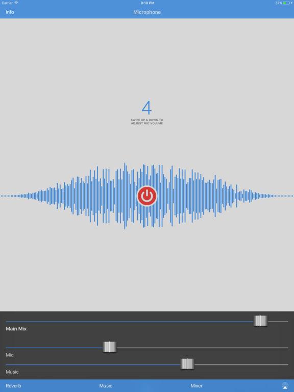 Microphone | VonBruno Screenshots