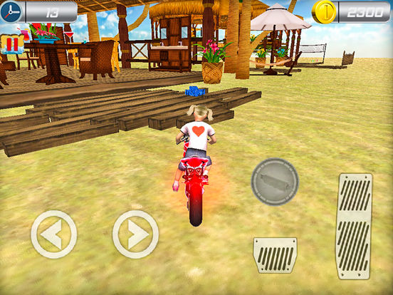 Water Surfer Bike Adventure screenshot 9