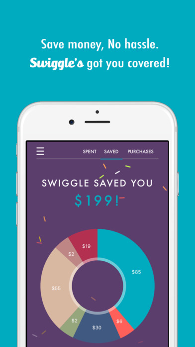 Swiggle – Save Money When Prices Drop Screenshot