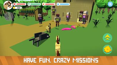 Blocky Horse Simulator Full screenshot 2