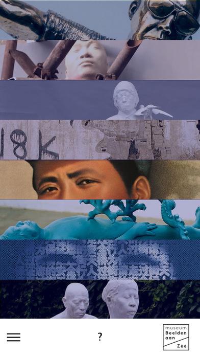 Zhang Dali - Beelden aan Zee screenshot 2