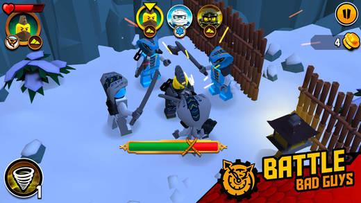 LEGO® Ninjago™ WU-CRU Screenshot