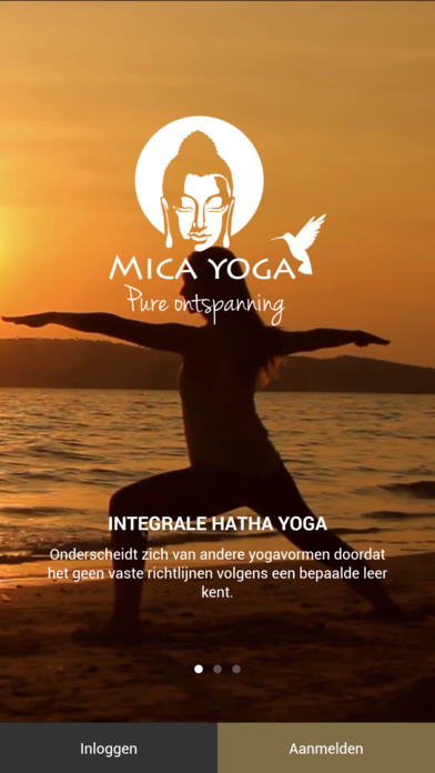 Mica Yoga screenshot 1