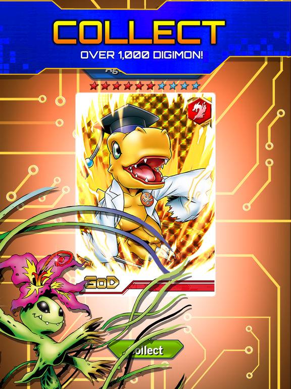 Digimon Heroes! screenshot 7