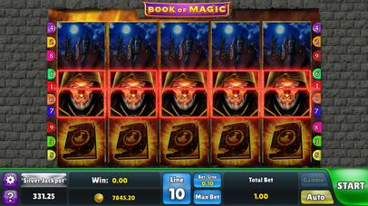 Screenshot 3 Книга Магии: Игровой Автомат