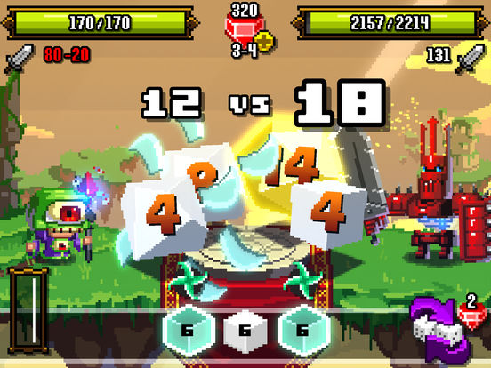 Dice Mage 2 screenshot 10