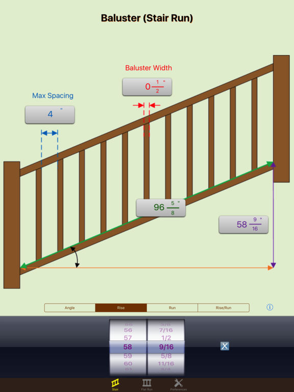 Marvelous ... Balusters Per Stair Tread). IPhone; IPad