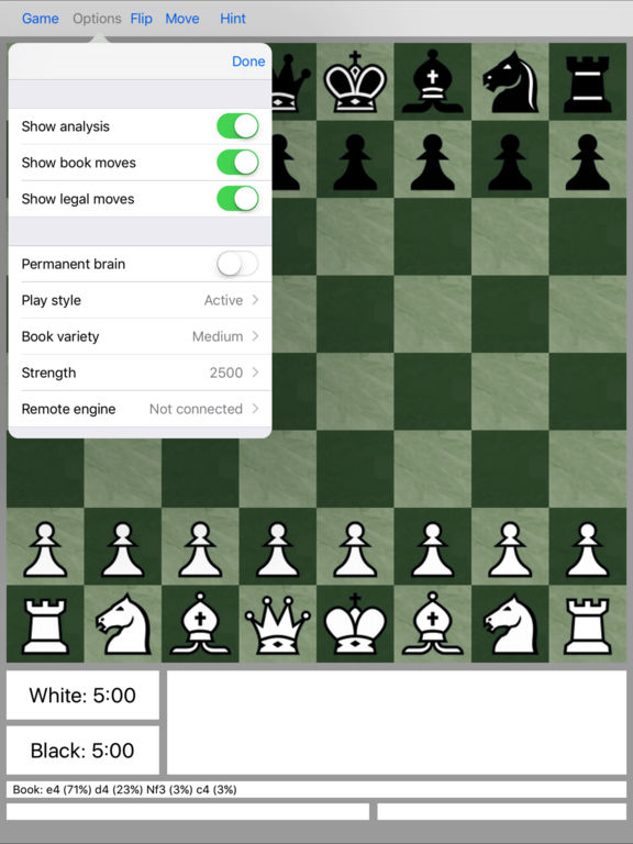 Chess A+ Screenshots