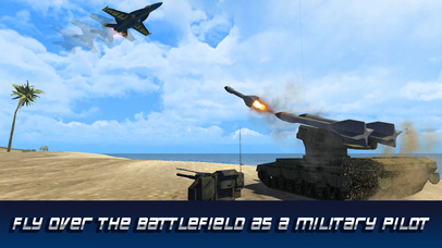F18 Carrier Airplane Flight Simulator screenshot 2