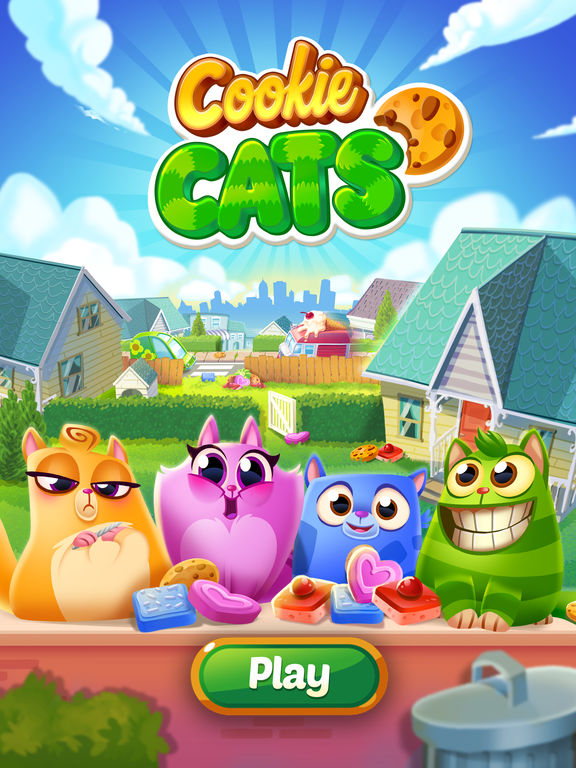 Cookie Cats - a singing puzzle adventurescreeshot 5