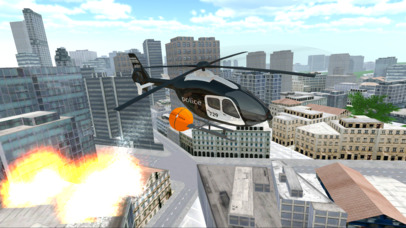 Police Helicopter Simulator: City Flying screenshot 5
