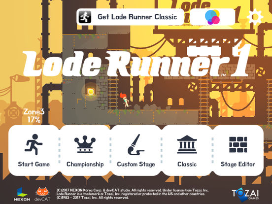Lode Runner 1 screenshot 5