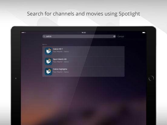 rIPTV Screenshots