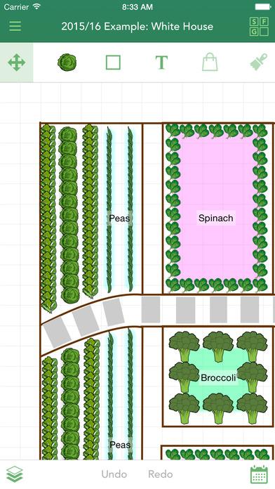 Garden Planning App