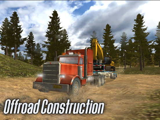 Offroad Construction Trucks Full screenshot 5