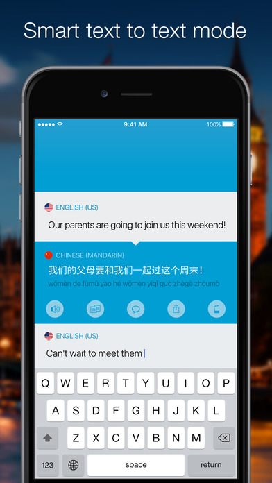 Screenshot #8 for Speak & Translate - Voice and Text Translator