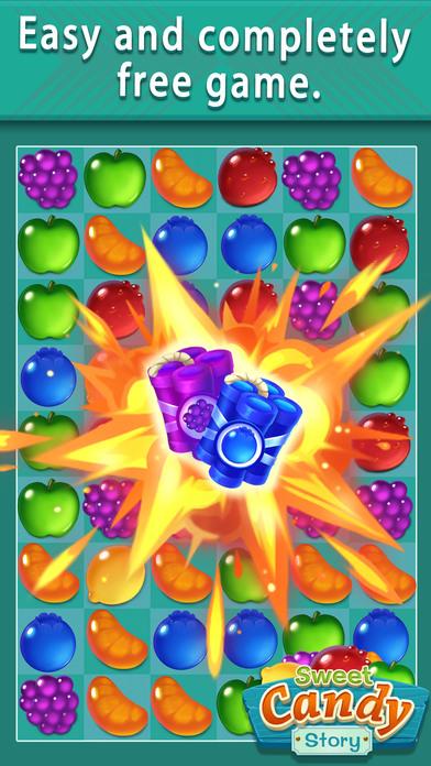 Happy Fruit Blast screenshot 4