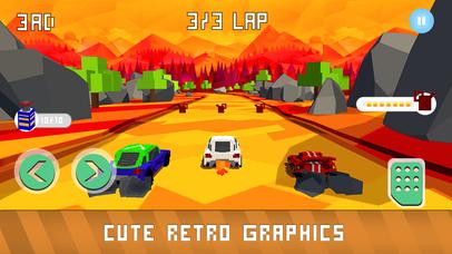 Horizon Blocky Racing Full screenshot 2